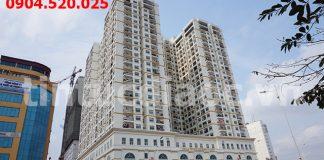 Chung cư Hòa Bình Green City