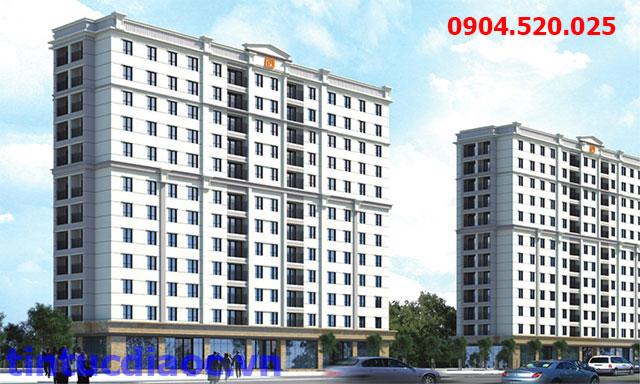 Phối cảnh Chung cư Yên Hòa Condominium ngõ 259 Yên Hòa