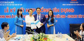 Eximbank bảo lãnh dự án Chung cư Viện kiểm sát Ecolife Tây Hồ