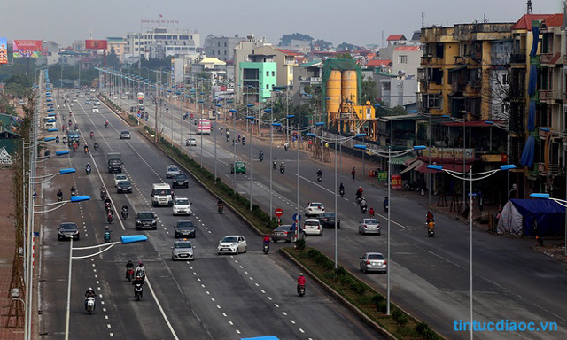 Hệ thống giao thông chung cư Ecolife Tây Hồ