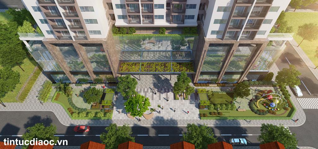 Tiện ích dự án Chung cư Thanh Xuân Complex - Hapulico 24T3