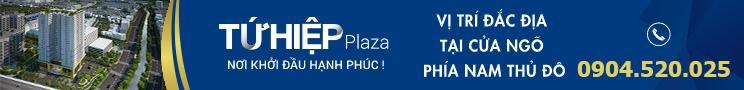 Banner Chung cư Tứ Hiệp Plaza