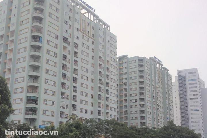 Căn hộ Chung cư 310 Minh Khai