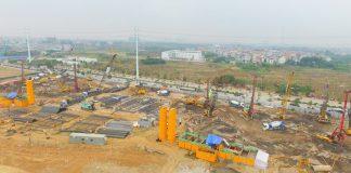 Hạ tầng hoàn thiện đang là lực đẩy cho các dự án đất nền phía Tây Hà Nội