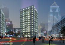 Dự án Chung cư Sài Đồng City Long Biên