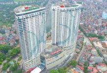 Cho thuê căn hộ Mipec Riverside Long Biên
