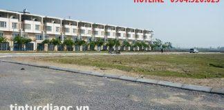 Liền kề Phú Lương