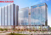 Phối cảnh Chung cư Handi Resco Tower 89 Lê Văn Lương