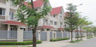 Biệt thự khu đô thị mới Phú Lương