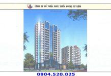 Cho thuê căn hộ Chung cư N04b1 Dịch Vọng