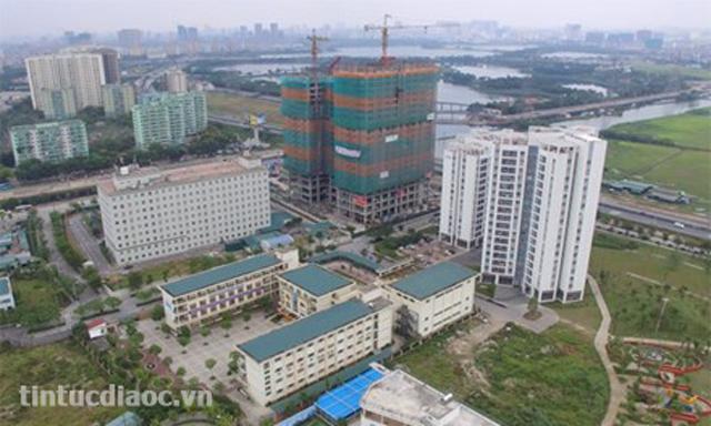 Hưởng trọn tiện ích khu đô thị Hồng Hà EcoCity