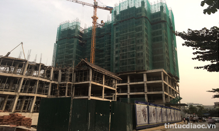 Thanh Xuân Complex đã có kết luận của thanh tra thành phố Hà Nội