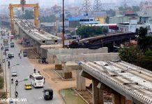 Đổi 6000ha để làm 10 dự án đường sắt đô thị
