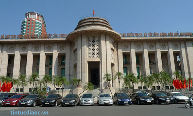 Ngân hàng Nhà nước điều chỉnh giảm lãi suất