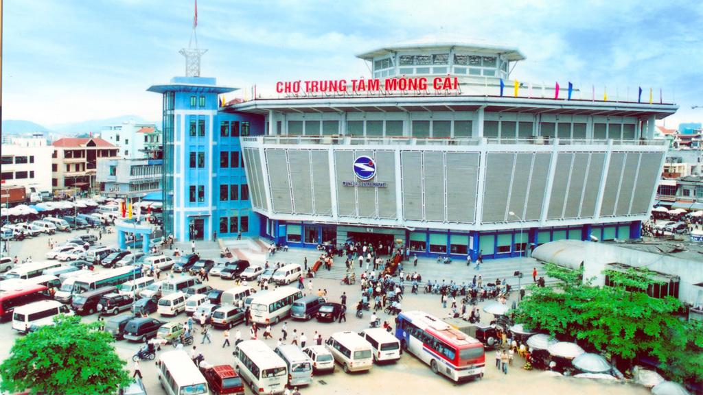 Khu kinh tế Cửa khẩu Móng Cái